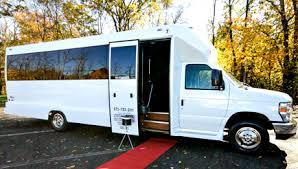 When did you last use a New Jersey limo service?